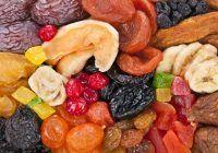 Cele mai sănătoase fructe uscate. Previn artrita, guta și bolile de inimă