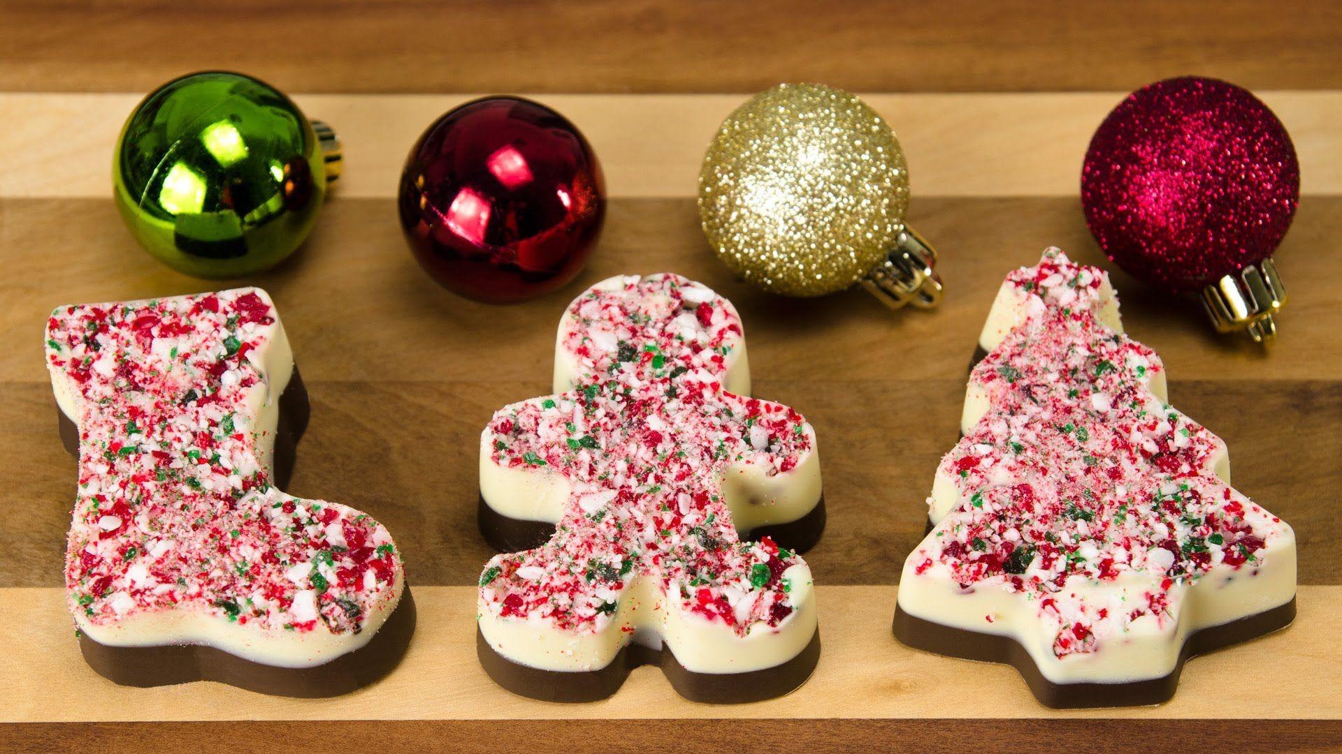 Cum să îi surprinzi pe cei dragi cu ciocolată de casă de sărbători