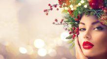 7 idei de coafuri pentru ziua de Crăciun