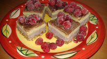 Prăjitură cu zmeură și lămâie. Fără zahăr, fără făină și fără coacere