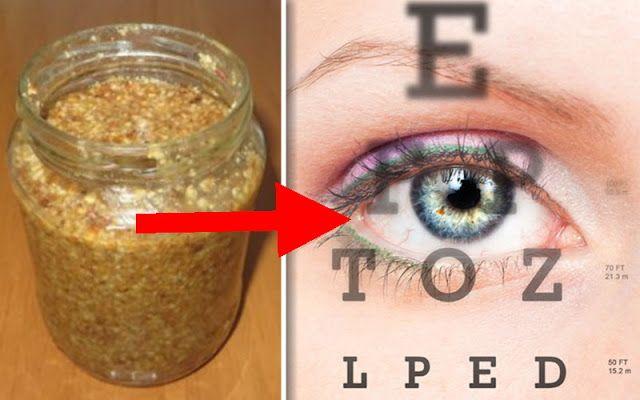Poți scăpa de ochelari. Cum se prepară remediul miraculos care corectează vederea în 30 de zile