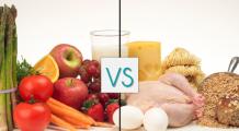 Alimentele acide ne îngrașă și ne îmbolnăvesc. Uite cu ce alimente alcaline să le înlocuiești