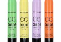 Cum aplici corectorul colorat ca să îți ascunzi imperfecțiunile