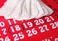 6 lucruri mai puțin cunoscute despre menstruație