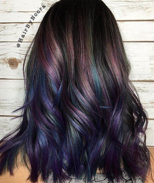 Părul fazan - noul trend în materie de culori ale părului. Ai încerca așa ceva?