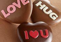 Surprinde-l cu bomboane de ciocolată făcute în casă de Valentine's Day