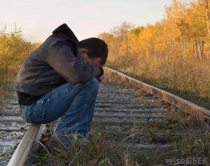 Bărbații nu plâng. Aleg să se sinucidă