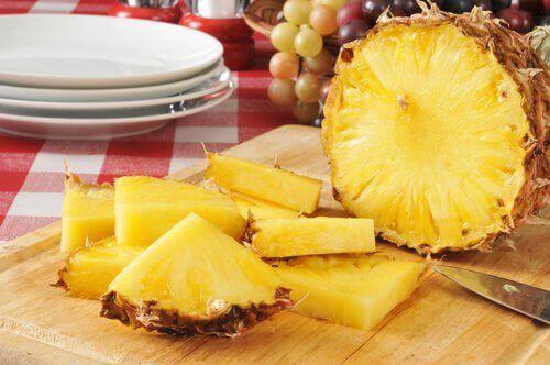 Dieta de detoxifiere cu ananas