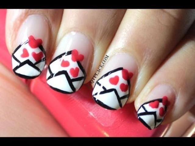 Cum îți faci cele mai frumoase unghii de Valentine's Day