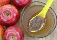 De ce e bine să bei oțet de mere și să mânânci miere pe stomacul gol