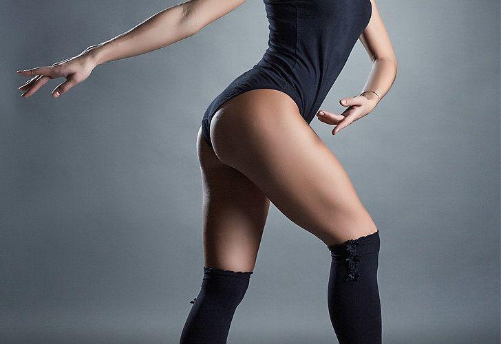 Ce exerciții fac balerinele ca să aibă mușchii fesieri tonifiați?