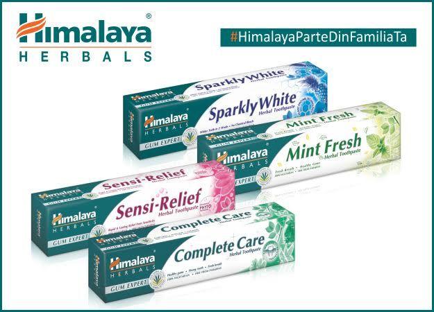 Ingrijirea dintilor cu Himalaya in 3 pasi: autodescoperire, intelegerea nevoii de natural, personalizare! (P)