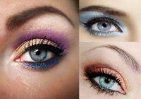 TUTORIAL – Privire electrică – cum să te machiezi dacă ai ochii albaștri