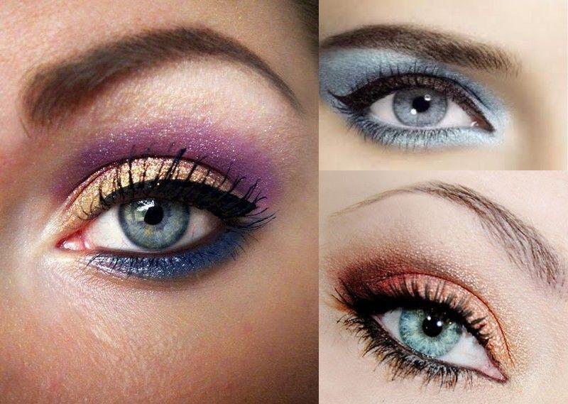 TUTORIAL - Privire electrică - cum să te machiezi dacă ai ochii albaștri
