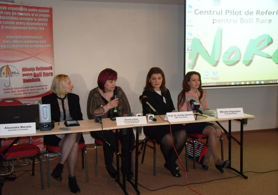Acces mai uşor la tratament şi informaţie pentru pacienţii cu boli rare din România