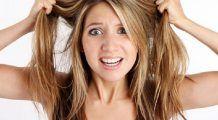 De ce ți se îngrașă părul? Nu e de vină șamponul