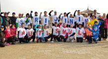 Copii diagnosticaţi cu autism îşi depăşesc limitele şi aleargă la Semimaratonul Internaţional Bucureşti