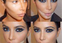 Tehnica de machiaj pe care Kim Kardashian o folosește mereu, explicată pas cu pas. Iată cum să pari mai slabă cu ajutorul machiajului și să ai un ten perfect