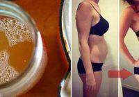 Băutura-minune care te ajută să slăbești până la 18 kilograme pe lună