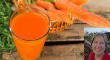 A băut în fiecare dimineață suc de morcovi. E uimitor ce i s-a întâmplat după câteva luni