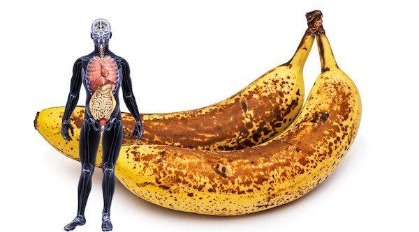 E uimitor ce se întâmplă dacă mănânci două banane pe zi, timp de o lună