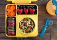 Începe școala! Ce punem în pachețelul de prânz al copiilor?