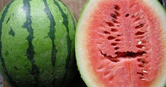 Cum recunoști un pepene injectat