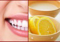 """Avertizarea stomatologilor: """"Nu încercați să vă albiți dinții cu lămâie și bicarbonat pentru că acestea distrug smalțul!"""""""