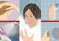 Cinci greșeli pe care le faci în timpul dușului