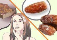 E uimitor ce se întâmplă cu corpul tău dacă mănânci trei curmale pe zi