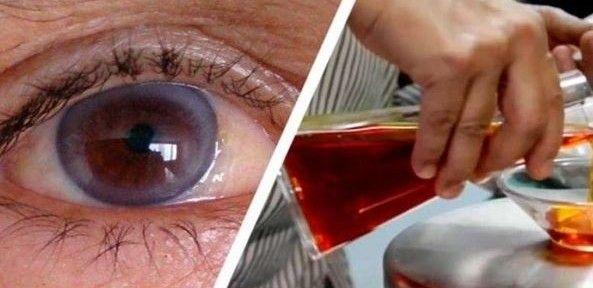 Ingredientul care te va ajuta sa iti imbunatatesti vederea cu 97%. Spune ADIO ochelarilor