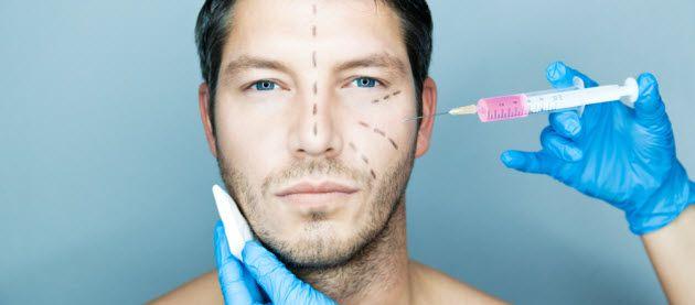 Cum vad femeile si barbatii chirurgia estetica