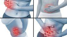 12 probleme de sănătate pe care le anunță durerile de burtă