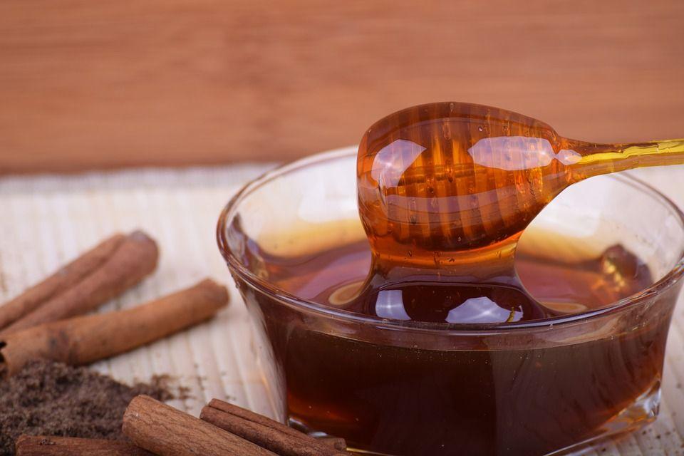 mierea la guta