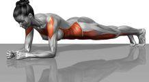 Exercițiul care îți transformă total corpul. Ai nevoie de 5 minute în fiecare zi