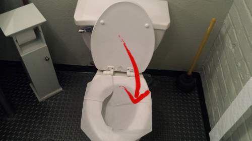 Pui hârtie igienică pe colac, când mergi la o toaletă publică? Iată de ce e greșit și nesănătos să faci asta