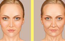 Cum ți se schimbă tenul și trăsăturile feței la 20, la 30 și la 40 de ani?