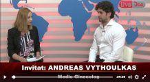 LiveDoc I VIDEO I Despre infertilitate cu Medicul Andreas Vythoulkas