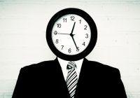 Timpul trebuie gestionat ca să nu fie pierdut