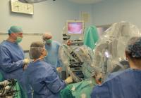 Premieră națională: Prima operație bariatrică cu robotul da Vinci