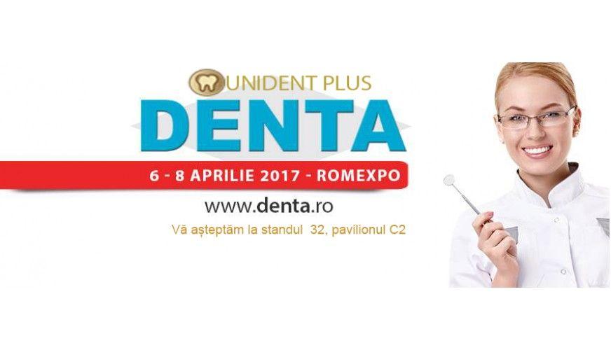 DENTA, expoziția etalon pentru stomatologia românească