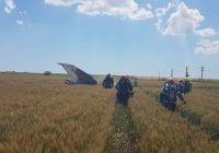 Care e starea pilotului avionului prăbușit lângă Aeroportul Mihail Kogălniceanu