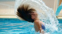 Ce boli poți lua de la piscină