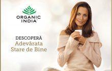 Descopera Adevarata Stare de Bine cu ORGANIC INDIA!