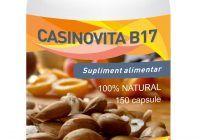 VITAMINA B17 – cel mai cunoscut TRATAMENT AL CANCERULUI acum si in Romania! PRODUSUL CASINOVITA B17 disponibil la reducere! (P)