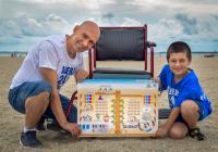 La Constanța se construiește prima plajă din Europa pentru persoanele cu dizabilități