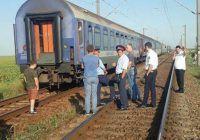 Femeia care s-a aruncat în faţa trenului la Brăneşti, împreună cu cei trei copii, suferea de depresie