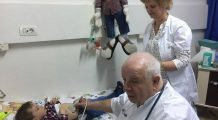 """Prof. Dr. Marin Burlea:  """"În medicină trebuie să ai îndoieli. Un medic care nu are îndoieli se transformă într-un pericol pentru pacient"""""""