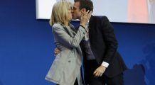Povestea de dragoste dintre Brigitte și Emmanuel Macron. Imagini în care președintele Franței avea 15 ani și o săruta pe profesoara Brigitte, cu 24 de ani mai în vârstă