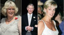 Cum arăta Camilla Parker pe vremea când era amanta Prințului Charles și ce schimb de replici a avut cu Prințesa Diana